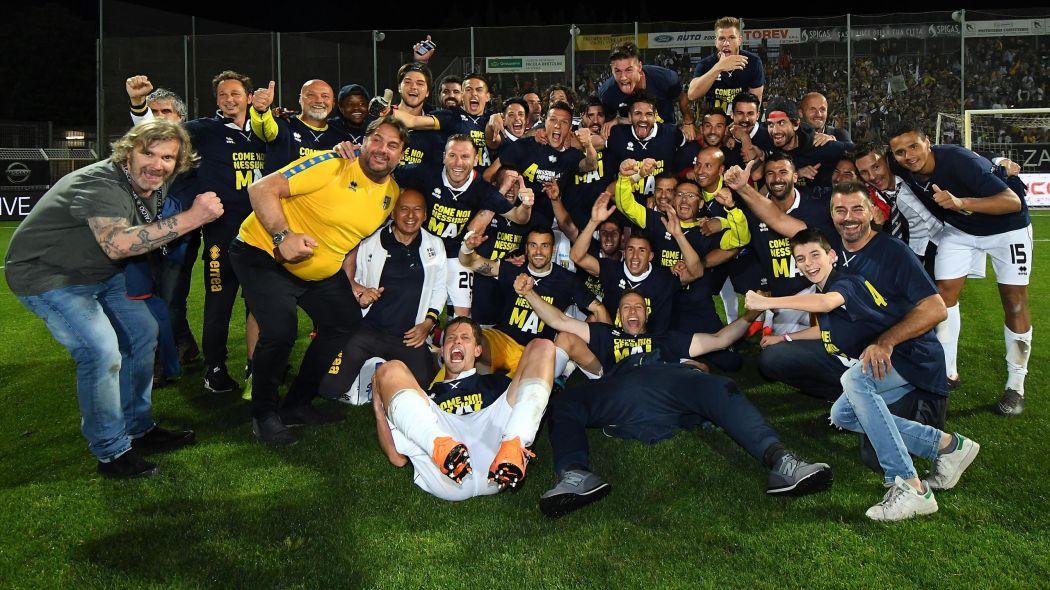 Chievo e Parma rischiano la Serie A, domani via al processo