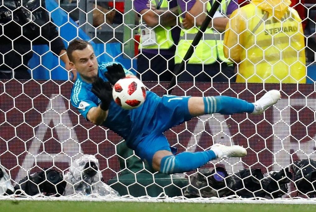 Impresa della Russia, Spagna eliminata ai calci di rigore: decisivo Akinfeev