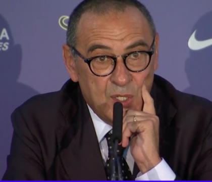 """Anastasio: """"Sarri alla Juve ha infranto il sogno, è passato"""