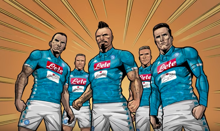 Il Napoli continua a espandere il suo brand: accordo con KTO come local sponsor in Africa e America Latina
