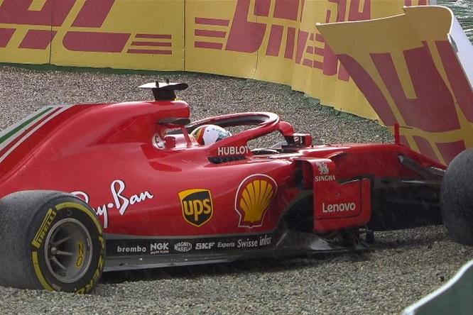 «Non è la mia Ferrari», ha esclamato il Drake all'ordine di scuderia di far passare Vettel