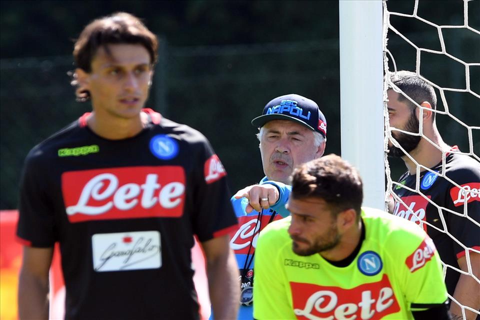 Ancelotti prova il Napoli delle transizioni (con Hamsik o Diawara registi)