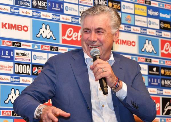 Ancelotti: «Insigne crescerà ancora, in Italia ci sono insulti e ignoranza al posto della rivalità sportiva»