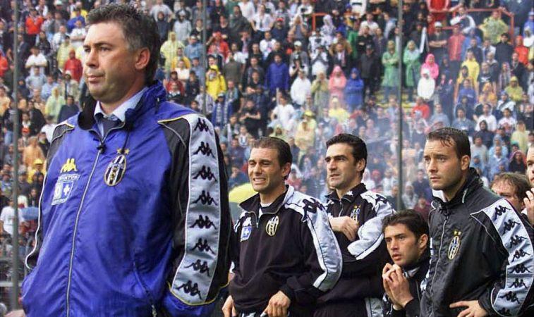 Ancelotti racconta il suo dito medio ai tifosi della Juventus