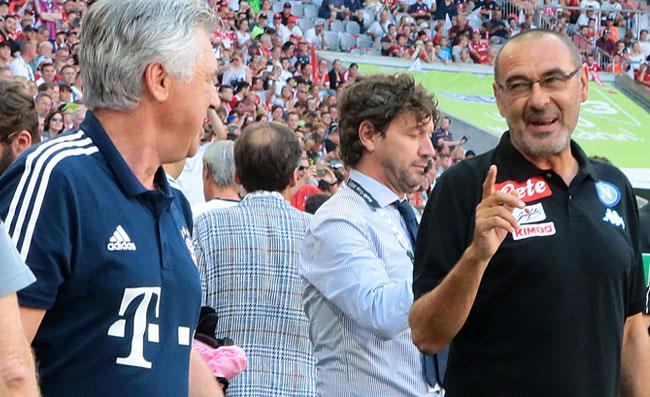 La Gazzetta voleva bruttezza dal Napoli di Sarri, ora dubita del calcio di Ancelotti
