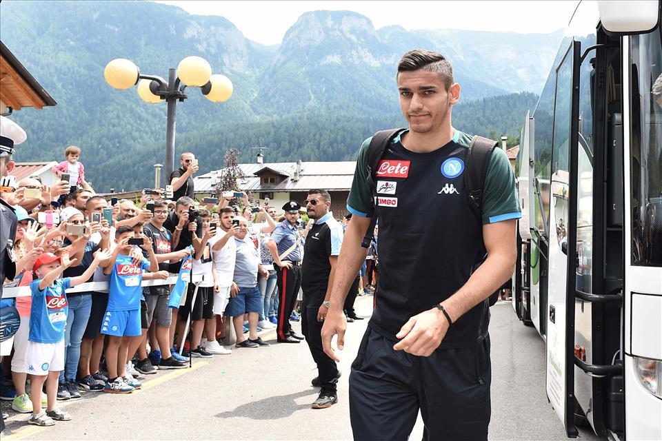 L'agente di Meret: «Alex potrebbe essere convocato per Lazio-Napoli»