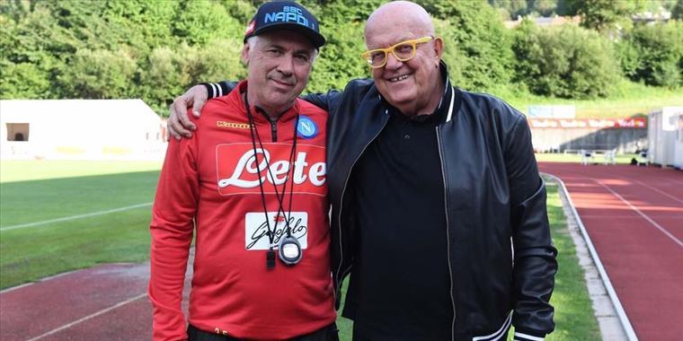 Ancelotti non parlerà (parlerà Davide) per la morte di Bucci