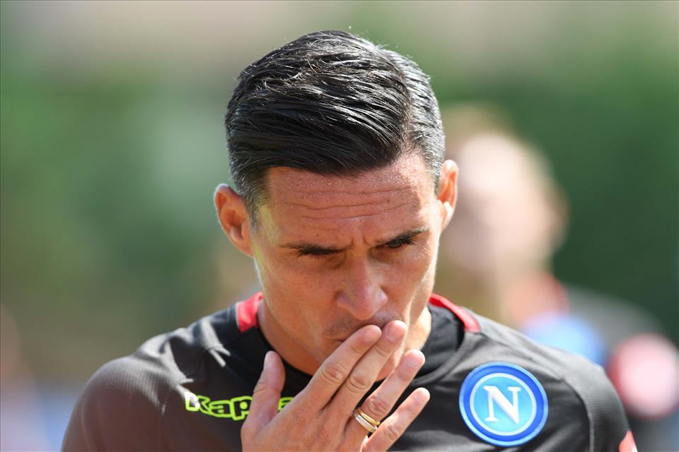 Callejon: «Crediamo nello scudetto, Ancelotti trasmette calma»