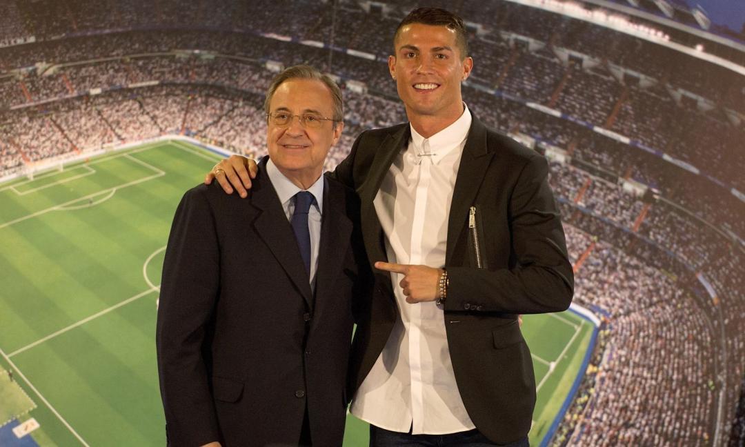 Ora Florentino Perez ha paura di svendere Cristiano Ronaldo