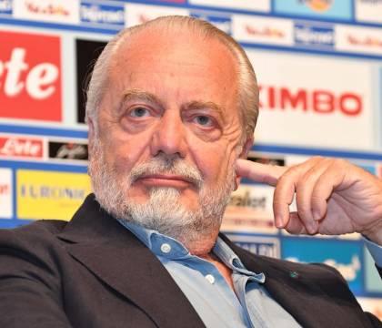 De Laurentiis: «Sarebbe bello cominciare la Serie A a Parigi