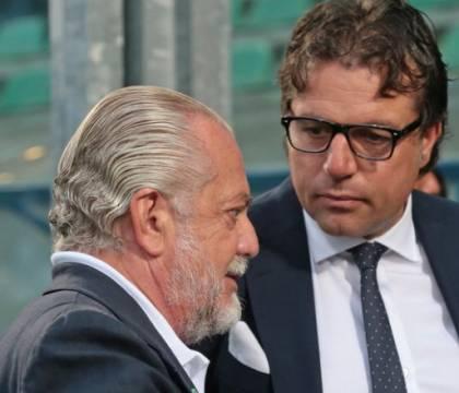 Tuttosport: c'è anche Giuntoli nel casting della Roma di Friedkin per i ds. È in crisi con De Laurentiis