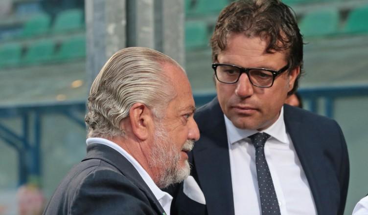 De Laurentiis: «Un autogol il Napoli fuori dalla Superlega»