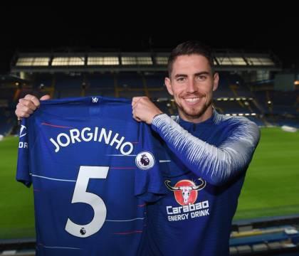 Sky UK: l'Arsenal vuole Jorginho dal Chelsea