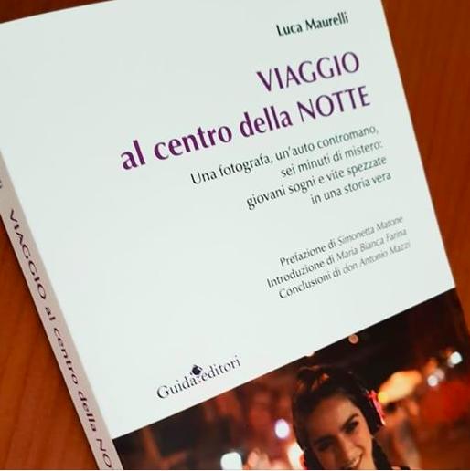 Venerdì 12 ottobre il libro su Livia la ragazza morta nello scontro contromano in Tangenziale