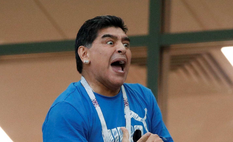 Maradona: «A parte Messi, l'Argentina è una squadretta. Ma ai calciatori è difficile chiedere di più»
