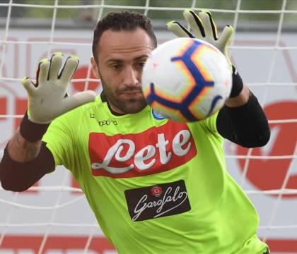 SkySort: Ospina è ufficialmente un calciatore del Napoli