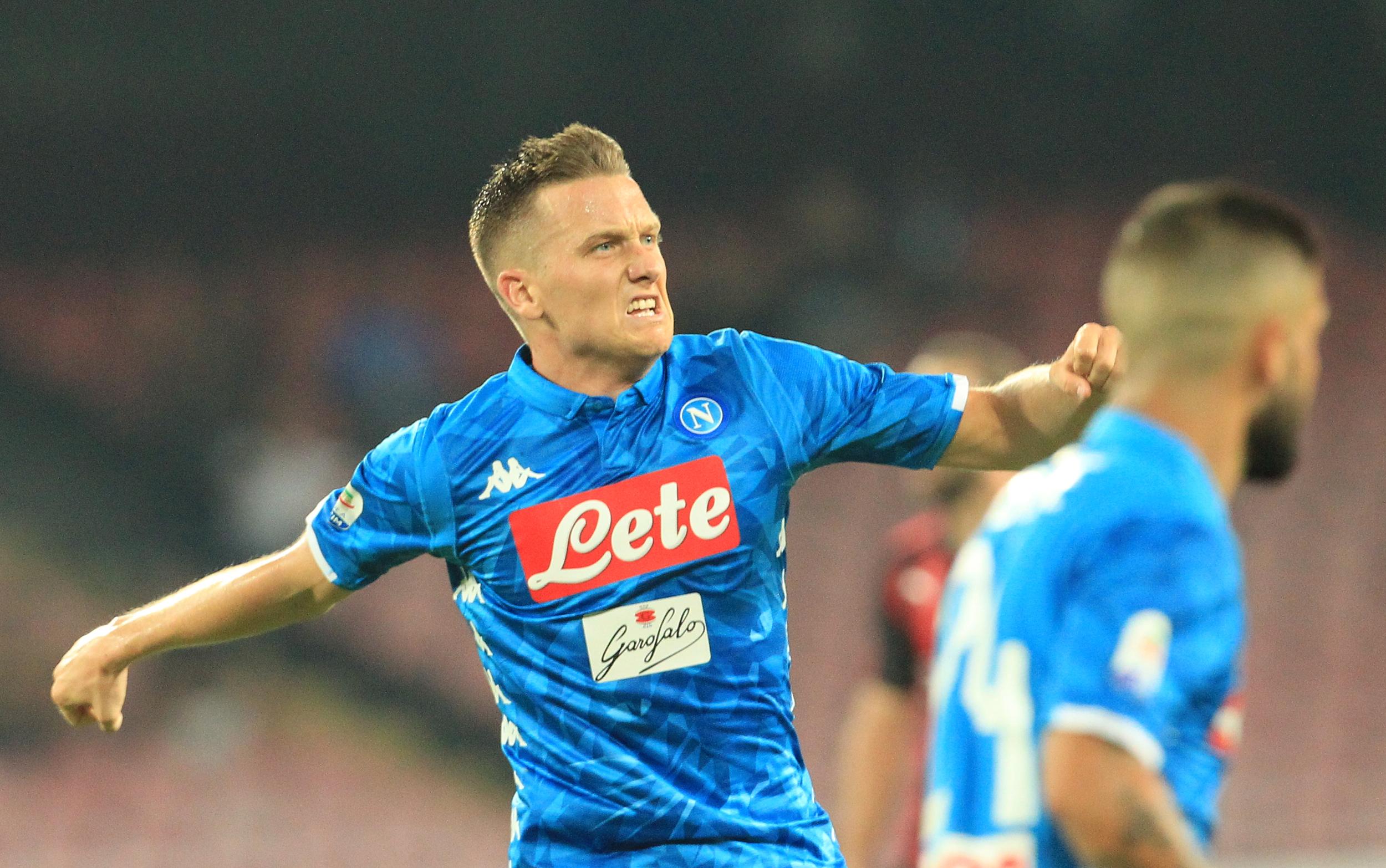 I due gol di Zielinski: l'azione tipica del Napoli e il profumo dell'Atalanta