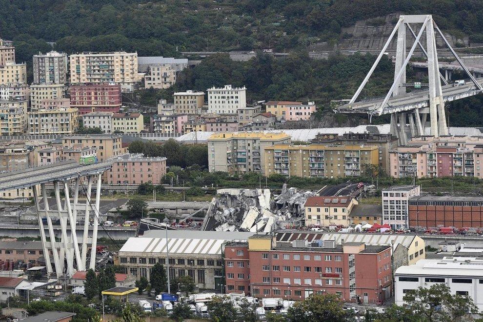 Ferrazza avrebbe potuto chiudere il Ponte Morandi?