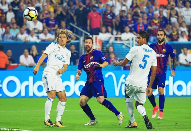 La Liga giocherà alcune partite ufficiali negli Stati Uniti