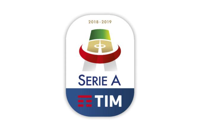 Il nuovo logo della Serie A Tim