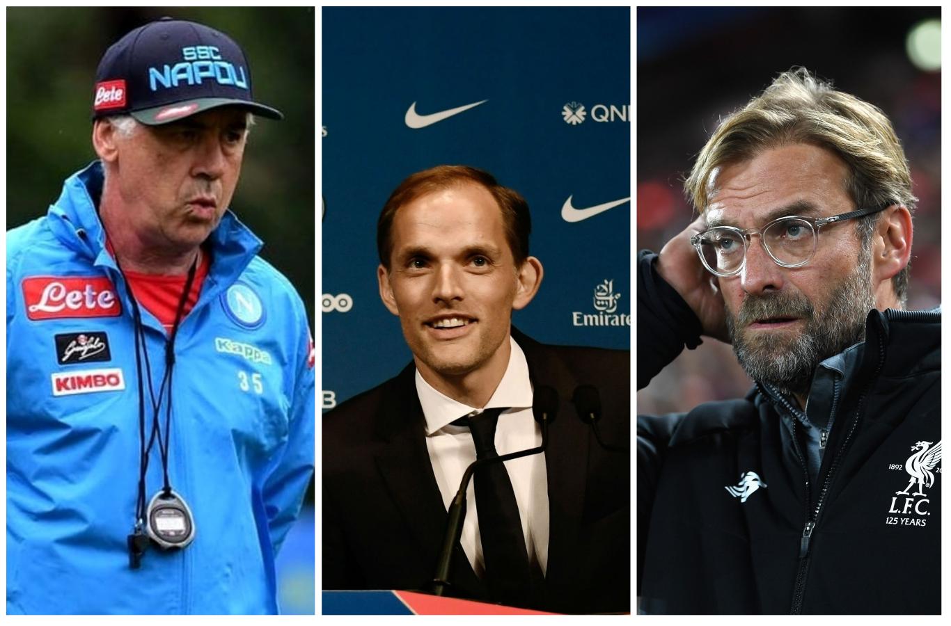 Il girone più bello, anche per la sfida degli allenatori: il filo sottile tra Ancelotti, Klopp e Tuchel