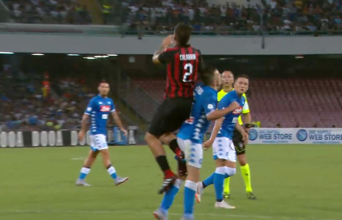L'ex arbitro Marelli: «Il Var non poteva intervenire su Mario Rui-Calabria, ma era fallo negligente»