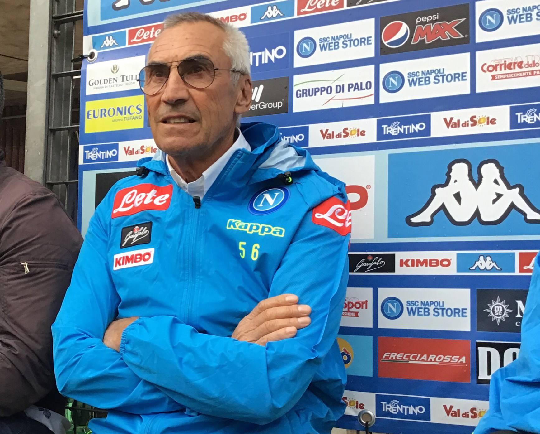 Reja: «Sto definendo i dettagli con De Laurentiis, torno a Napoli per il settore giovanile»