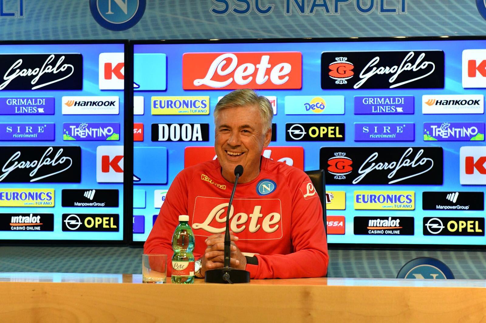 Ancelotti riporta la normalità nel Napoli