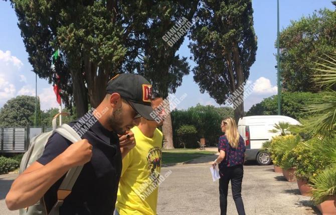 Sky: Ghoulam e Younes a Villa Stuart, via alle visite di controllo