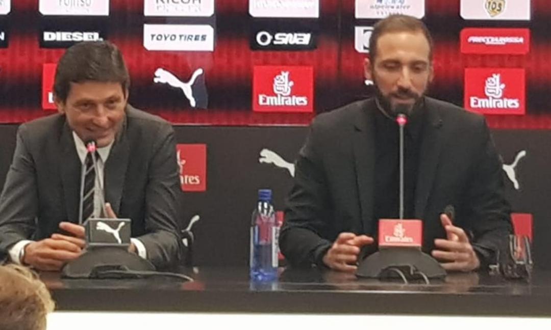 Leonardo: «Higuain deve pedalare, si assuma le sue responsabilità»