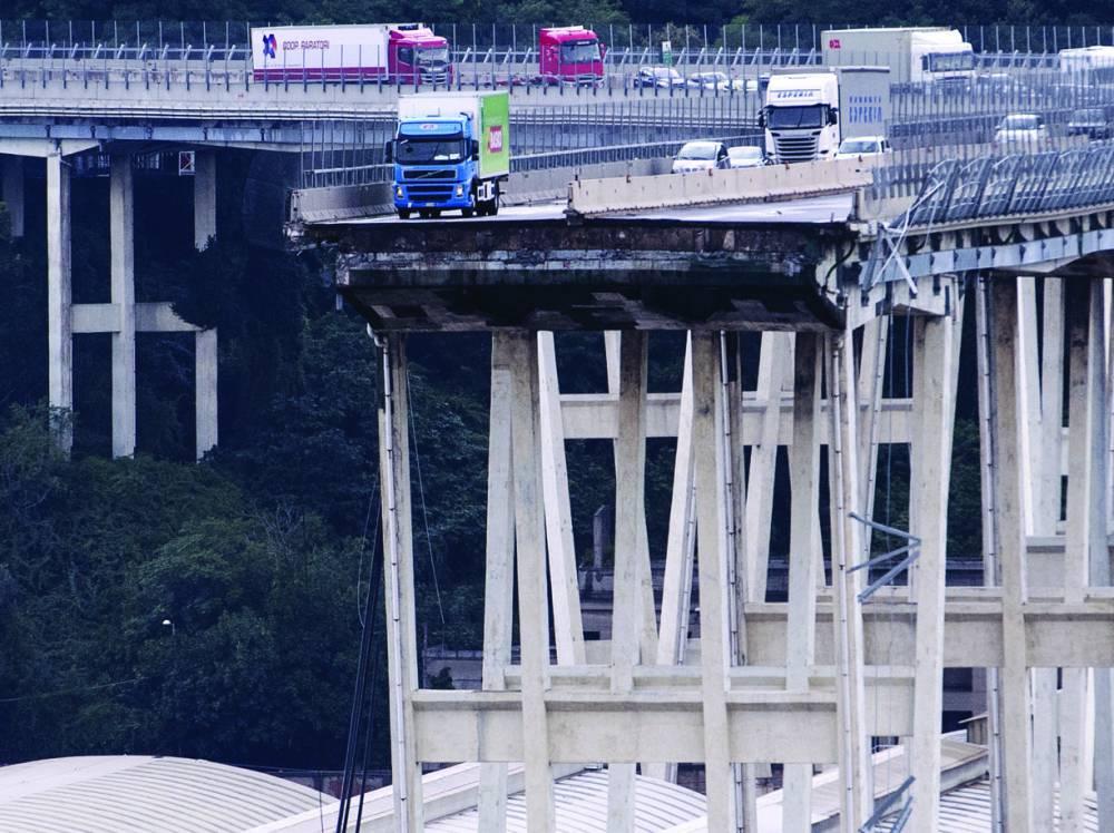 Ponte Morandi. Lo Stato accusa Autostrade ma la Procura non assolve il concedente