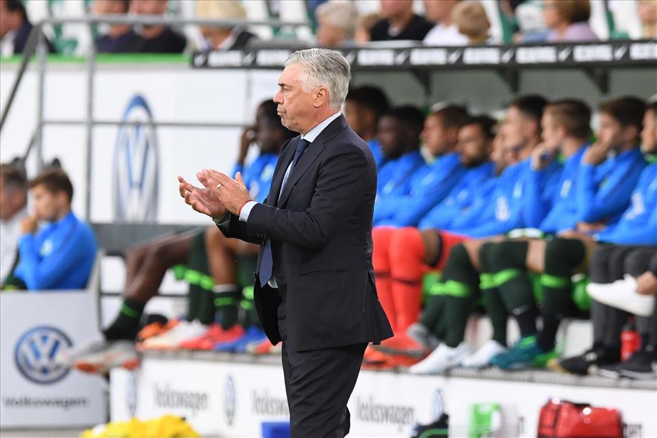 Ancelotti: «I cambiamenti di formazione sono frutto delle mie sensazioni»