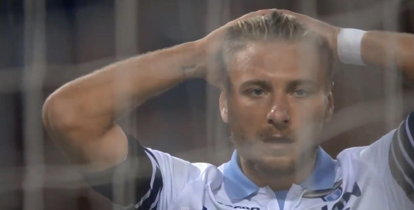 Su due corner (su quattro), il Napoli ha rischiato di prendere gol dalla Lazio
