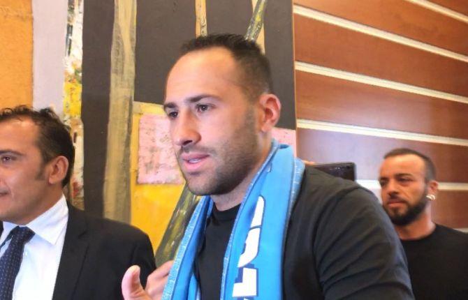 Sky: Ospina arrivato a Villa Stuart, la firma dopo le visite mediche