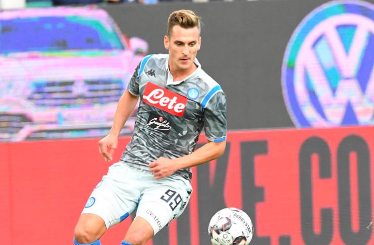 Il Napoli si fa battere in una partita negativa dal punto di vista dell'attenzione