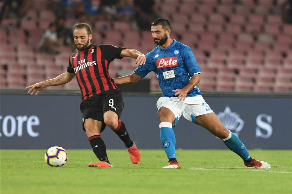 Il Milan pareggia in casa 2-2 con l'Atalanta