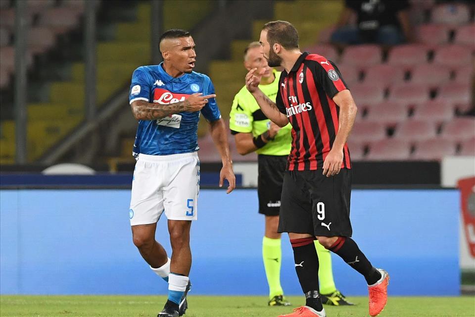 Gattuso: «Higuain? Vediamo se gioca, poi bisogna sistemare questa situazione»