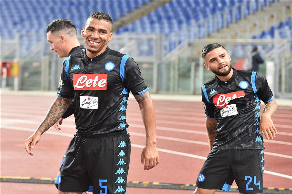 Contro la Sampdoria a rischio Allan e Insigne