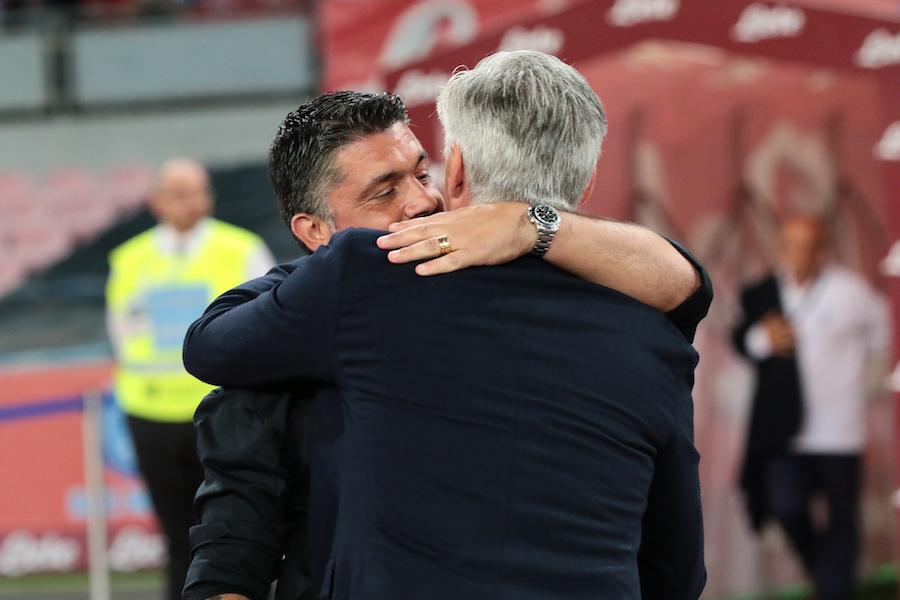 Perché Gattuso avverte l'esigenza di denigrare il lavoro di Ancelotti?