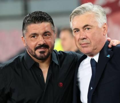 """Sky: """"Gattuso da domani sarà l'allenatore del Napoli"""""""