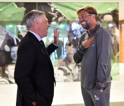 """Klopp, destino opposto a quello di Ancelotti: """"Rinnovo fino"""