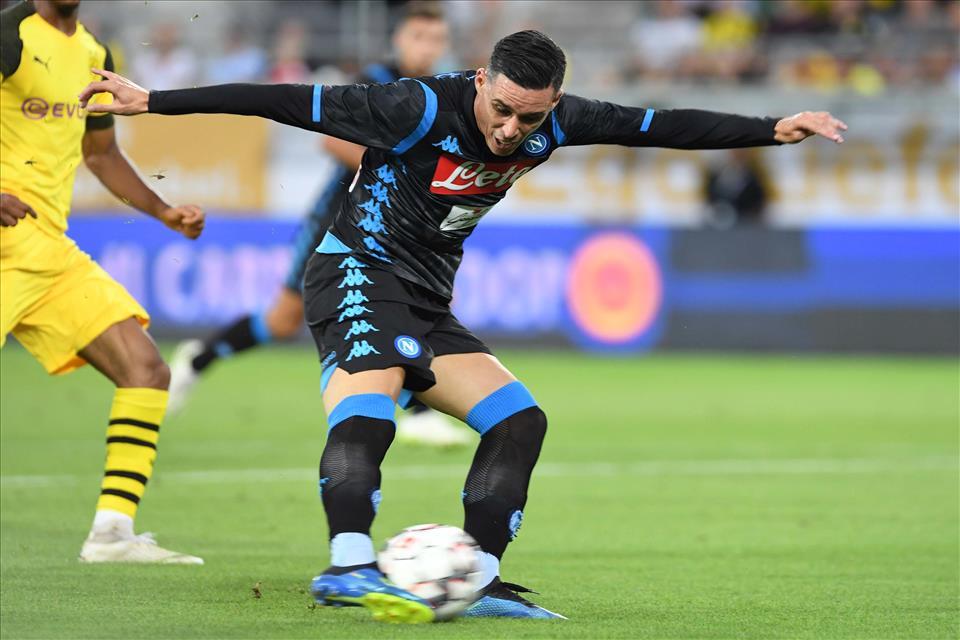 Gazzetta: Napoli-Milan, Callejon sfida il club che lo voleva. Ora c'è il rinnovo del contratto (scadenza 2020)