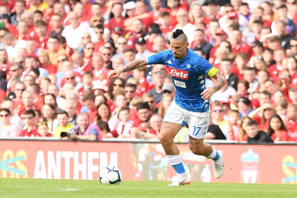 Il nuovo gioco del Napoli non ha bisogno del playmaker
