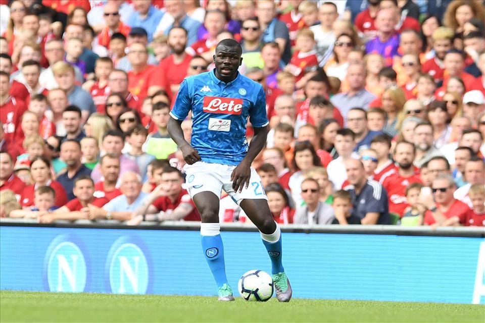 Il Mattino: Koulibaly disponibile per Udinese-Napoli, Meret, Ghoulam e Younes verso il rientro