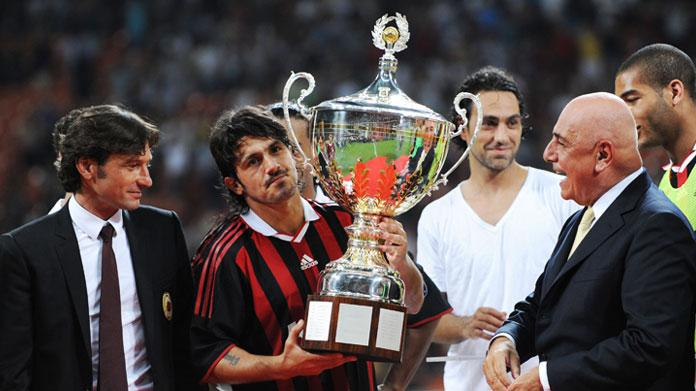 Quella volta che Gattuso insultò Leonardo, ora i due sono insieme al Milan