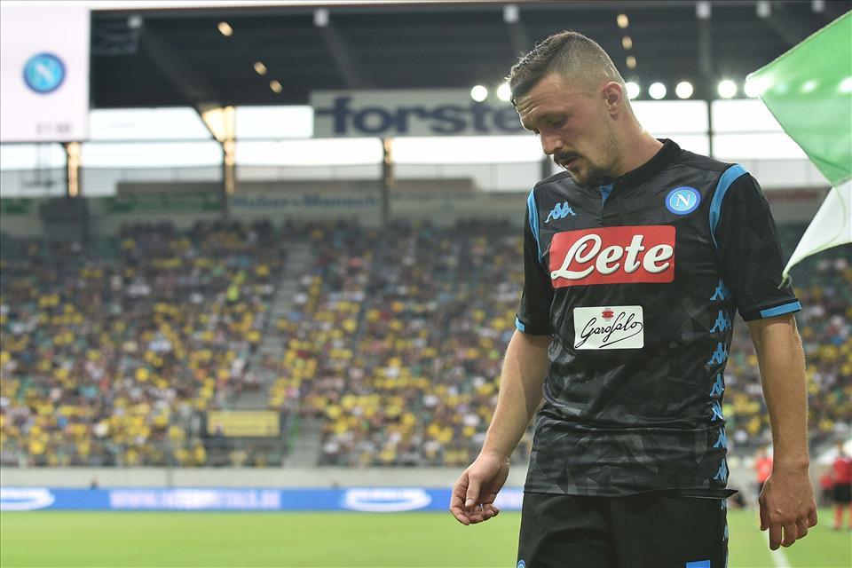 Giuffredi: «Mario Rui ha solo un affaticamento al polpaccio, vedremo il Napoli per il rinnovo di Hysaj»