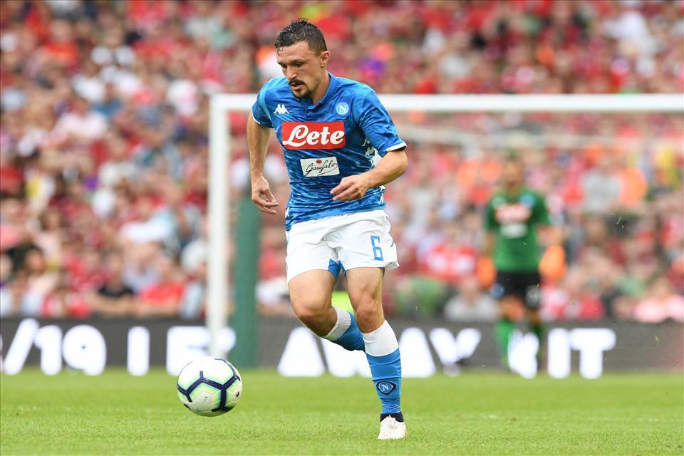 Sampdoria-Napoli: Ancelotti recupera Mario Rui, anche Fabian può farcela