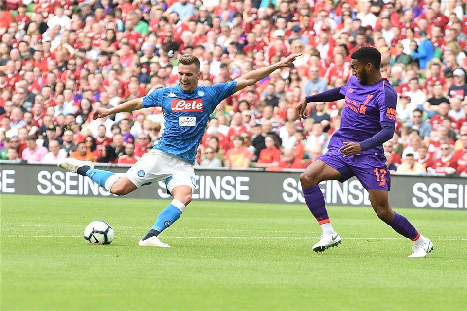 Il Guardian gioca la Champions: Napoli e Roma eliminate da Liverpool e Cska Mosca
