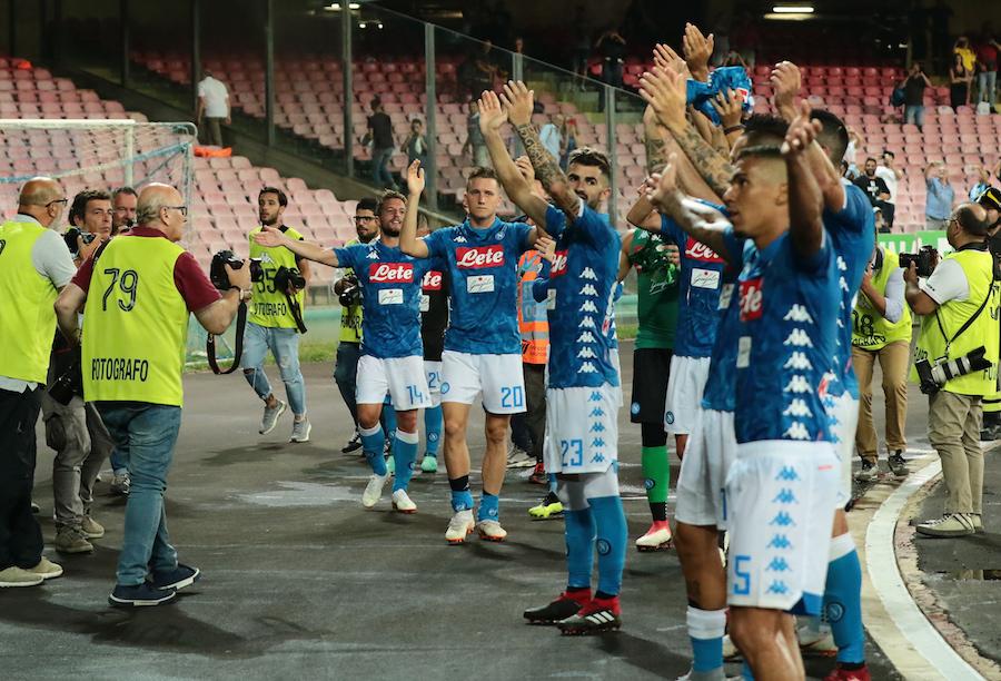 Il fact Checking sul Napoli: sempre ai primi tre posti, e tante rimonte negli ultimi anni