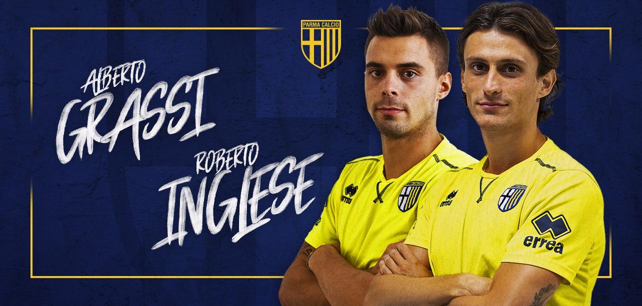 Inglese al Parma (prestito con riscatto e controriscatto), anche Grassi in gialloblù (prestito secco)
